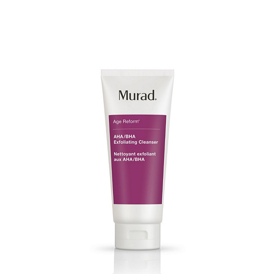 AHA/BHA Exfoliating Cleanser by murad #11