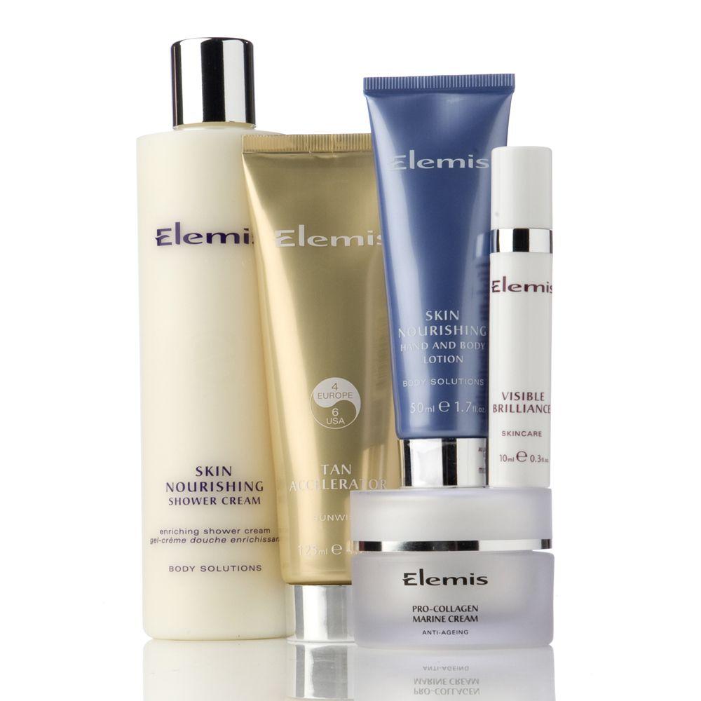 elemis skin nourishing shower cream