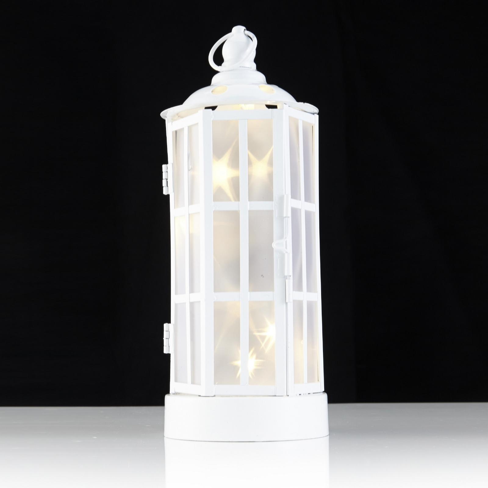 Decorative indoor starburst led lantern page 1 qvc uk
