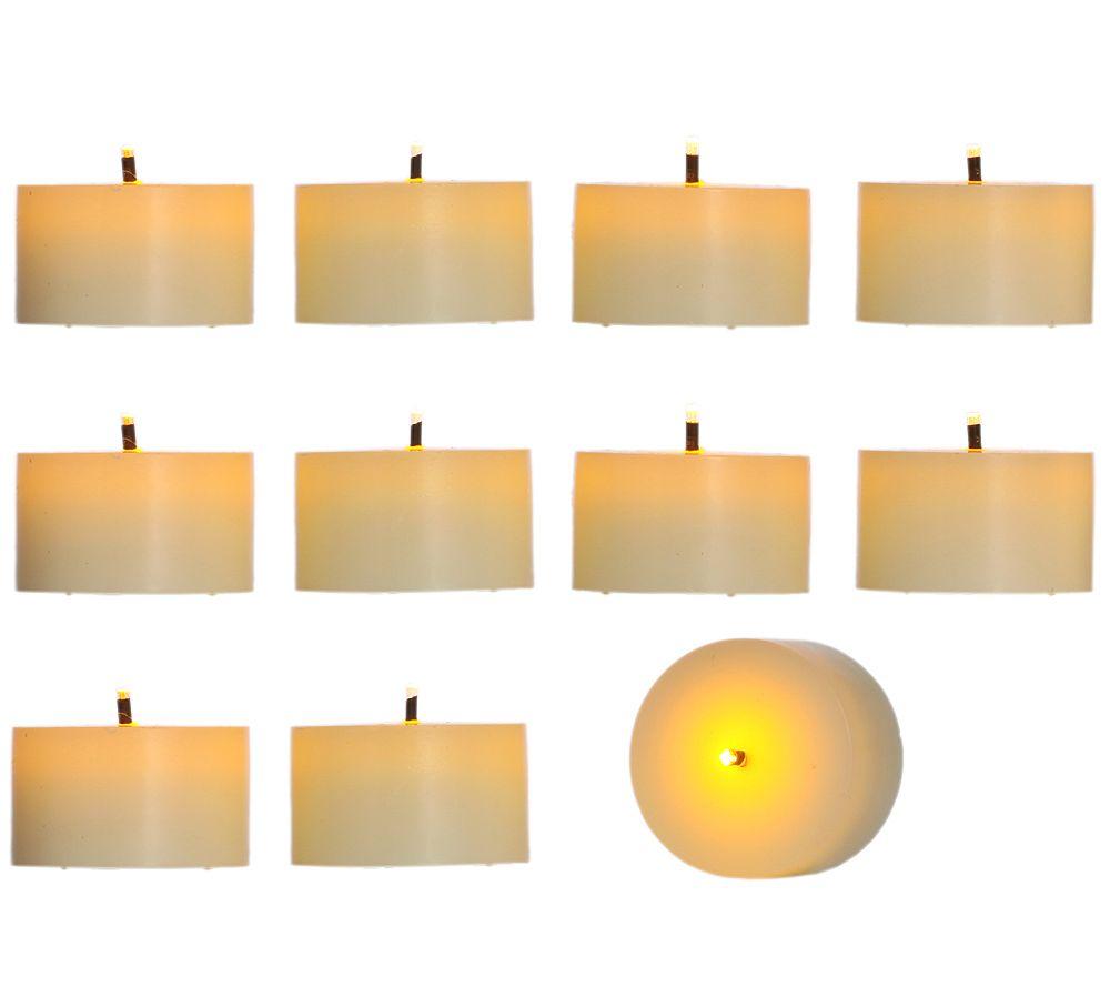 teelichter led gallery of x candle impressions led. Black Bedroom Furniture Sets. Home Design Ideas
