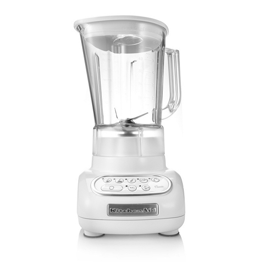 KitchenAid Classic White Blender - QVC UK