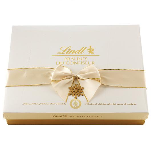 Lindt Chocolate 1kg Pralines Du Confiseur Gift Box