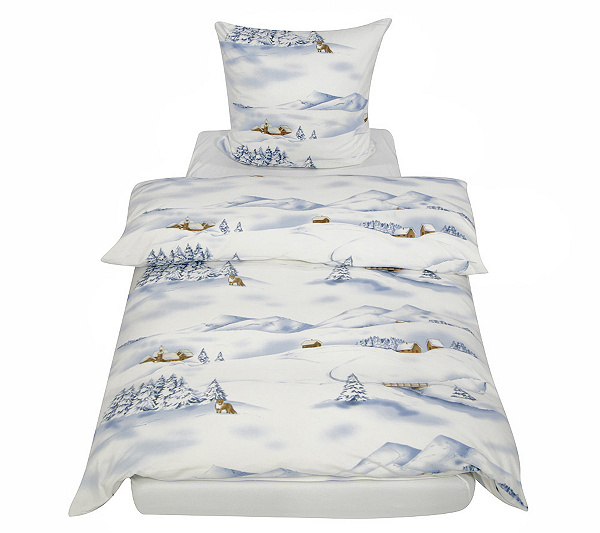 qvc mikrofaser bettw sche winterengel my blog. Black Bedroom Furniture Sets. Home Design Ideas