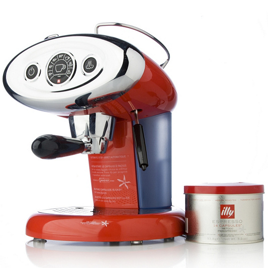 Illy Coffee Francis Francis X7.1 Espresso Coffee Machine and 14 ...