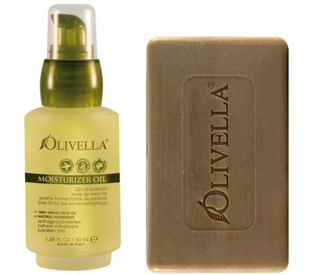 Olivella 100% Natural Mini Spa Treatment