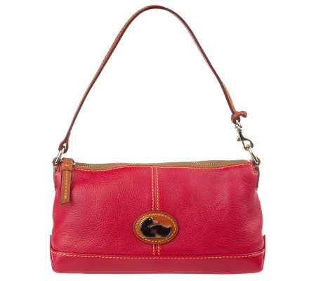 Dooney & Bourke Leather Fairfield Champ Pouchette