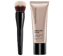 bareMinerals Complexion Rescue SPF 30 Tinted Cream with Brush - A267000
