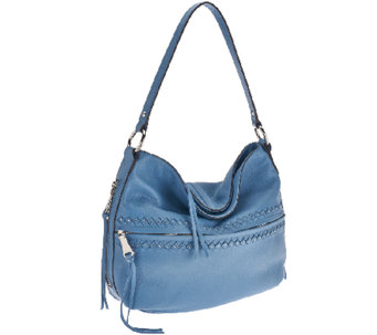 Aimee Kestenberg Kelsy Pebbled Leather Hobo - A267400