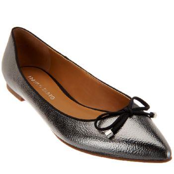 Franco Sarto Pointed Toe w/ Bow Detail Flats - Avice