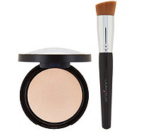Laura Geller Double Take Baked Foundation w/ Brush - A273400