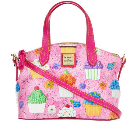 Dooney & Bourke Ruby Bitsy Bag