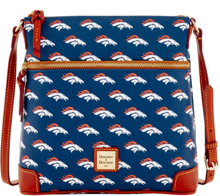Dooney & Bourke NFL Broncos Crossbody