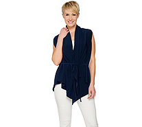 Attitudes by Renee Jersey Knit Convertible Joy Top - A287100