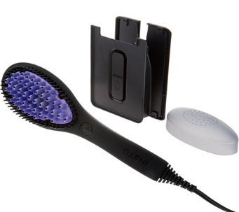 DAFNI Ceramic Hair Styling Brush with Stand - A291100