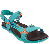 Merrell Woven Back-Strap Sandals -Around Town Sunvue - A303700