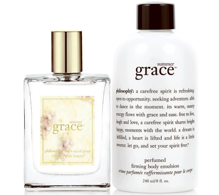 philosophy summer grace gift set