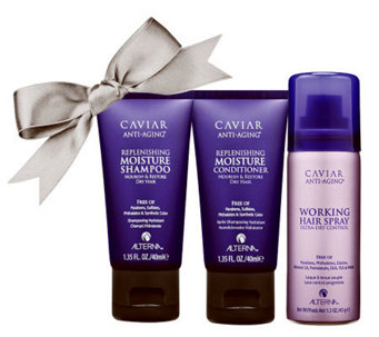 Alterna Caviar Antiaging LUX 3-piece Collection - A331700