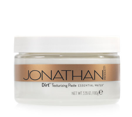 Jonathan Product Dirt Texturizing Paste