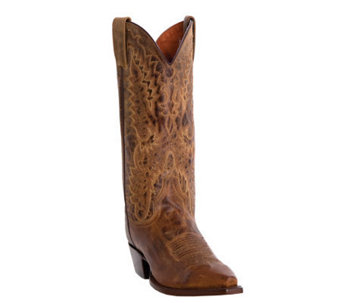 Dan Post Leather Cowboy Boots - Santa Rosa - A170801
