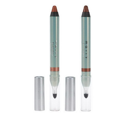 Mally Eye Amplifying Shadow Liner Duo with Sharpener