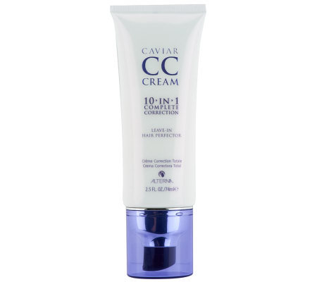 Alterna Caviar 10-in-1 CC Cream for Hair,2.5 oz