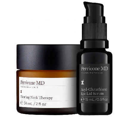Perricone MD Acyl-Glutathion Eye Lid Serum & Firming Neck Auto-Delivery