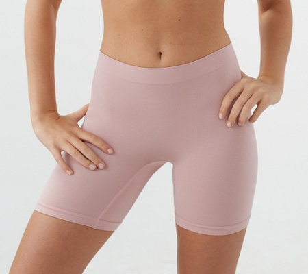 Breezies Set of 4 Seamless Long Leg Panties