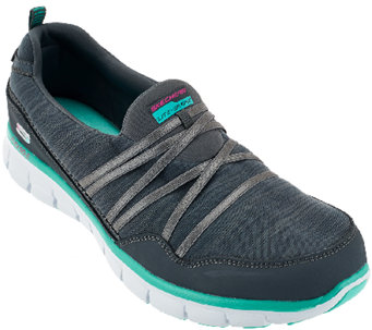 Skechers Mesh Slip-on Sneakers with Memory Form Fit - Scene Stealer - A274701