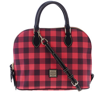 Dooney & Bourke Tucker Zip Zip Satchel - A282401