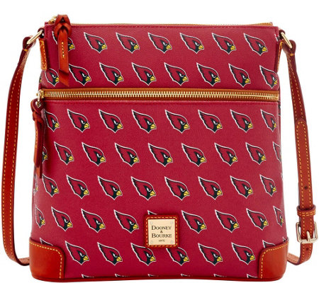 Dooney & Bourke NFL Cardinals Crossbody