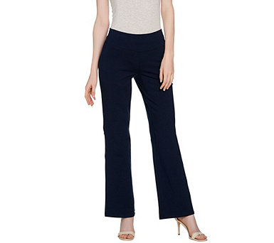 Wicked by Women with Control Pull On Boot Cut Pants - A288901