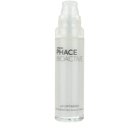 PHACE BIOACTIVE pH Optimized Regenerating Night Cream