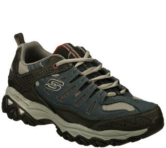 Skechers Men's Memory Fit Shoes - After Burn - A334001