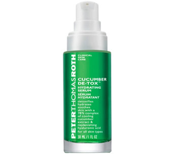 Peter Thomas Roth Cucumber De-Tox Hydrating Serum - A334901