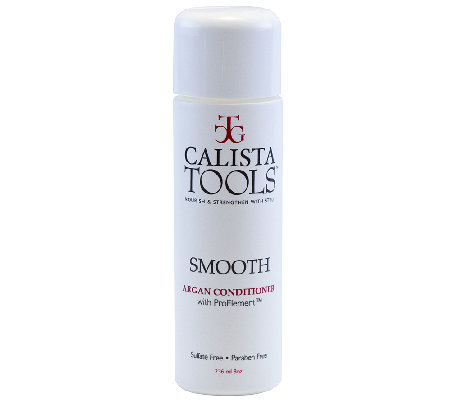 Calista Smooth Argan Conditioner, 8 oz
