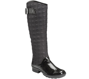 A2 by Aerosoles Quilted Tall Boots -Cascade - A338401