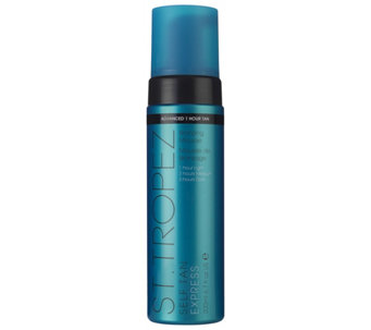 St. Tropez Self Tan Express Bronzing Mousse - A340101