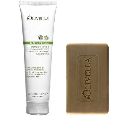 Olivella Total Body Skincare Regimen