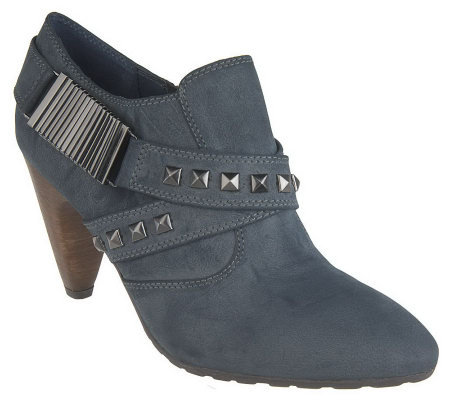 KathyVanZeeland Shooties w/Studded Belt Detail