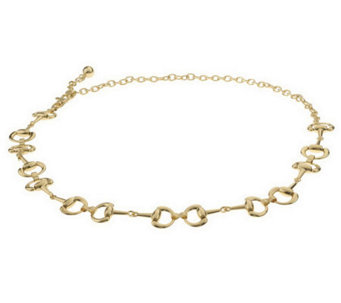 Renee's Convertible Chain Belt/ Necklace by Sure Couture - A217202
