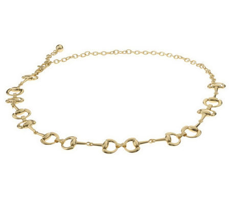 Renee's Convertible Chain Belt/ Necklace by Sure Couture