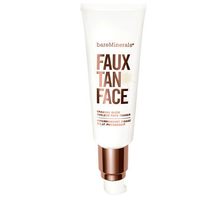 bareMinerals Faux Tan Gradual Glow Sunless Face Tanner