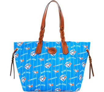 Dooney & Bourke MLB Nylon Blue Jays Shopper - A281702