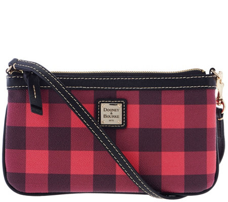 Dooney & Bourke Tucker Large Slim Wristlet