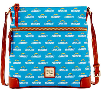 Dooney & Bourke NFL Chargers Crossbody - A285702