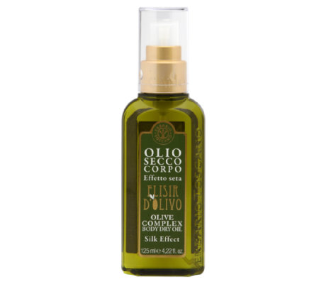 Erbario Toscano Olive Oil Dry Oil After Bath, 4.22 fl oz