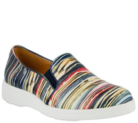 Spring Step Slip-On Professional Shoes - Winipie