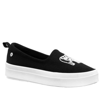 Sakroots Slip-on Sneakers - Saz Critter - A356202