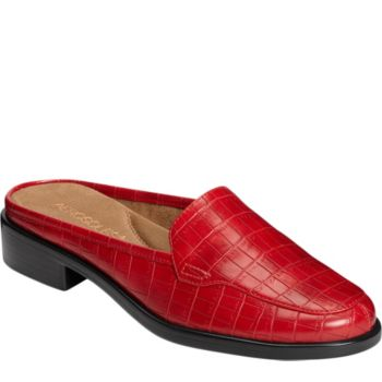 Aerosoles Slip-on Loafer Mules - Best Wishes