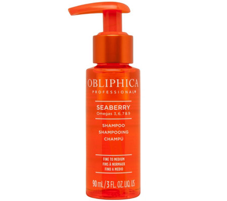 Obliphica Seaberry Shampoo Advanced Protection3 oz